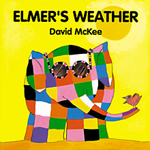 Buy Elmer's Weather Book Online at johnlewis.com