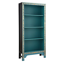 Buy John Lewis Chinese Collection Painted Bookcase Online at johnlewis.com