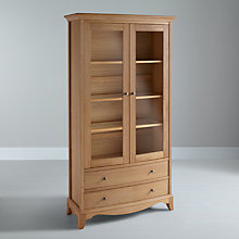 Buy John Lewis Claremont Display Cabinet Online at johnlewis.com