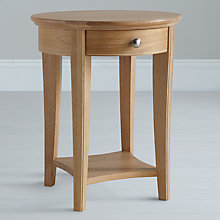 Buy John Lewis Claremont Lamp Table Online at johnlewis.com