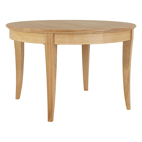 Buy John Lewis Claremont 4-6 Seater Extending Dining Table Online at johnlewis.com