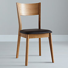 Buy John Lewis Domino Dining Chair Online at johnlewis.com