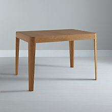 Buy John Lewis Domino 4-6 Seater Extending Dining Table Online at johnlewis.com