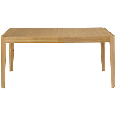 Buy John Lewis Domino 6-8 Seater Extending Dining Table Online at johnlewis.com