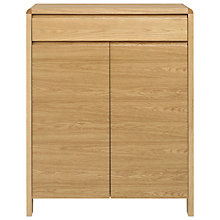 Buy John Lewis Domino Hall Cupboard Online at johnlewis.com