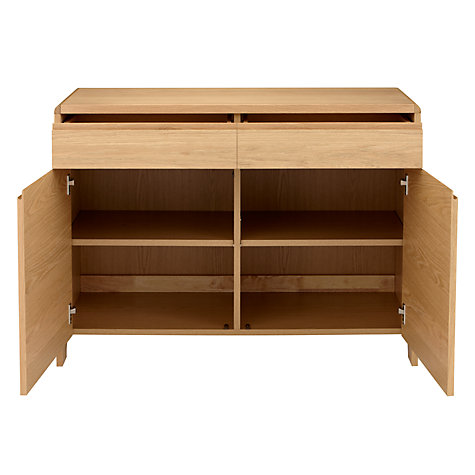 Buy John Lewis Domino Narrow 2 Door Sideboard Online at johnlewis.com