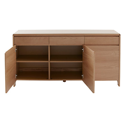 Buy John Lewis Domino Wide Sideboard Online at johnlewis.com