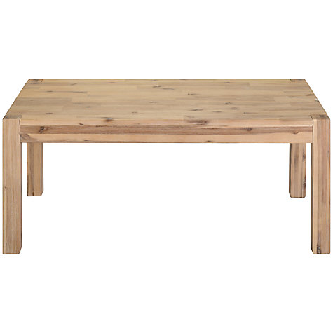 Buy John Lewis Kalahari Coffee Table, Sand Online at johnlewis.com