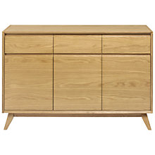 Buy House by John Lewis Stride 3 Door Sideboard Online at johnlewis.com
