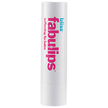 Buy Bliss Fabulips Lip Balm, 3.5ml Online at johnlewis.com