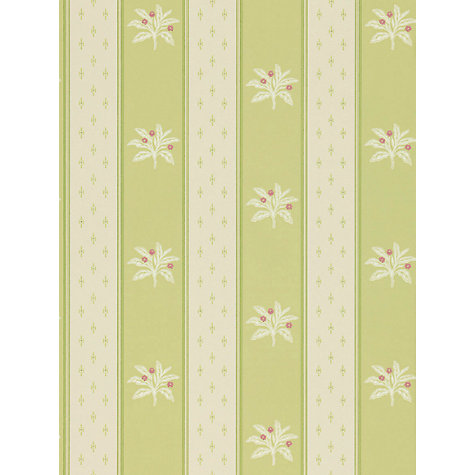 Buy Zoffany Posey Stripe Wallpaper Online at johnlewis.com