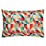 John Lewis Mosaic Standard Pillowcase, Multi