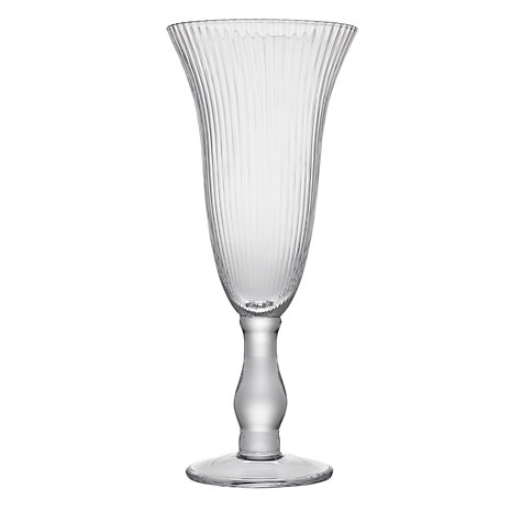 Buy Brissi Alba Champagne Flute Online at johnlewis.com