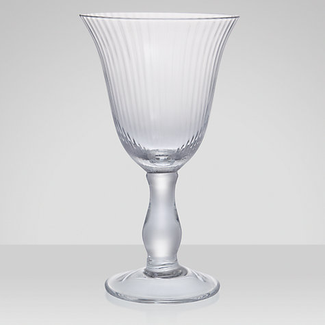 Buy Brissi Alba Wine Glass Online at johnlewis.com