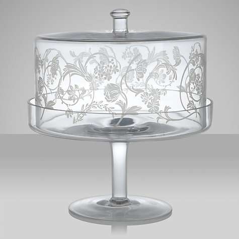 Buy Brissi Liberty Cake Stand and Dome Online at johnlewis.com