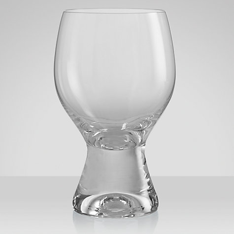 Buy John Lewis Curve Glasses, 0.34L, Set of 4 Online at johnlewis.com