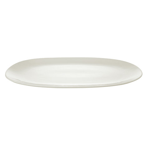 Buy House by John Lewis Oval Platter Online at johnlewis.com