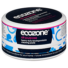 Buy Ecozone Heavy Duty All Surface Cleaning Paste, 300g Online at johnlewis.com