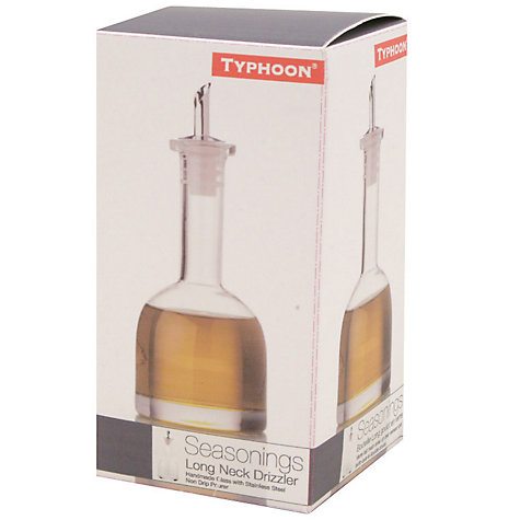 Buy Typhoon Long Neck Oil/Vinegar Drizzler Online at johnlewis.com