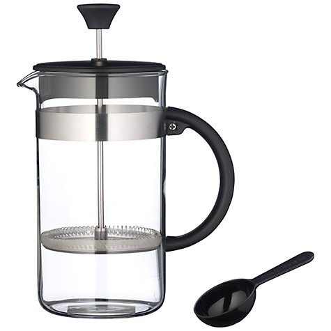 Buy John Lewis Cafetiere, 8 Cup Online at johnlewis.com