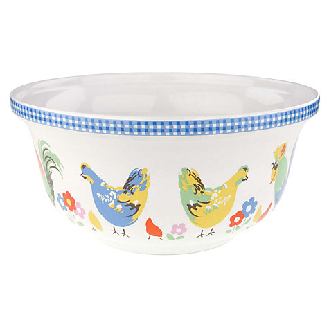 Buy Cath Kidston Chicken Mixing Bowl Online at johnlewis.com
