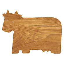 Buy John Lewis Cow Chopping Board Online at johnlewis.com