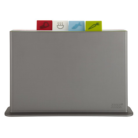 Buy Joseph Joseph Index Advance Chopping Board Set, Large Online at johnlewis.com