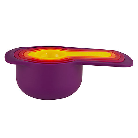 Buy Joseph Joseph Nest Measuring Cups, Set of 5 Online at johnlewis.com