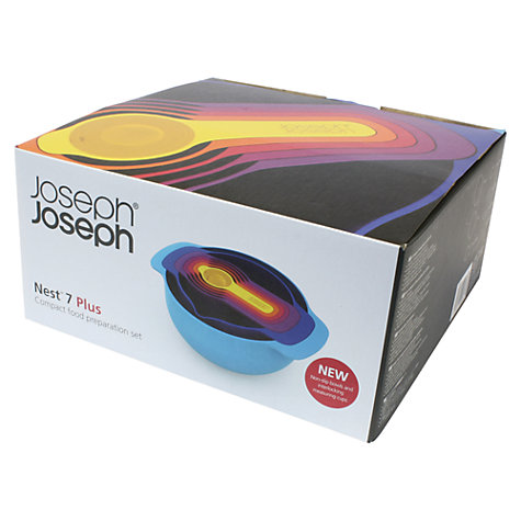 Buy Joseph Joseph Nest Plus 7, Multi Online at johnlewis.com