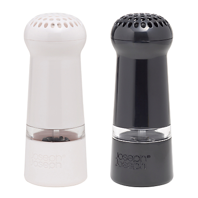 Joseph Joseph Milly Salt and Pepper Grinders, Set of 2