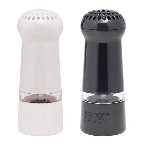 Buy Joseph Joseph Milly Salt and Pepper Grinders, Set of 2 Online at johnlewis.com