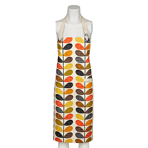 Buy Orla Kiely Multi Stem Apron Online at johnlewis.com