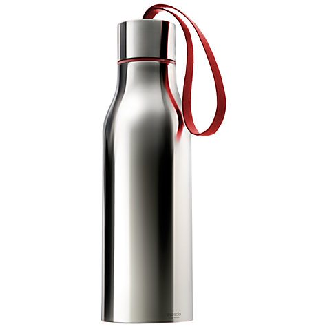 Buy Eva Solo Thermo Flask, Polished Stainless Steel, 0.5L Online at johnlewis.com