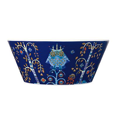 Iittala Blue Taika Bowls
