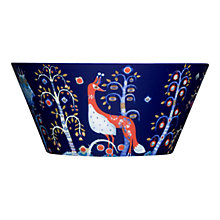 Buy Iittala Blue Taika Bowl, 2.8L Online at johnlewis.com