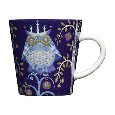 Iittala Blue Taika Espresso Cup, 0.1L, Blue