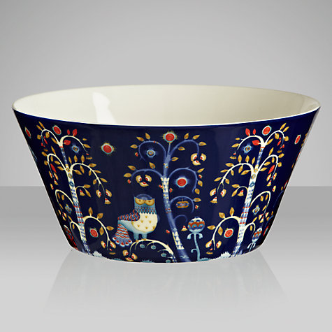 Buy Iittala Blue Taika Saucers, Blue Online at johnlewis.com