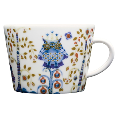 Iittala White Taika Cappuccino Cup, 0.2L, White