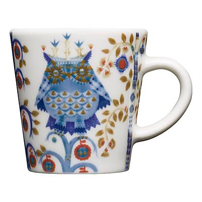 Iittala White Taika Espresso Cup, 0.1L, White