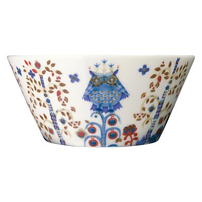Iittala White Taika Bowl, 2.8L