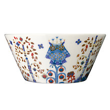 Buy Iittala White Taika Bowl, 0.6L Online at johnlewis.com