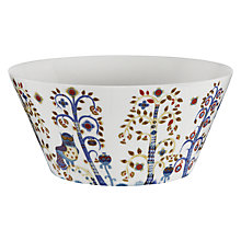 Buy Iittala White Taika Saucers Online at johnlewis.com
