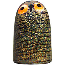 Buy Iittala Toikka Birds Barn Owl Online at johnlewis.com