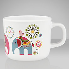 Buy little home at John Lewis Abbey The Elephant Mug Online at johnlewis.com