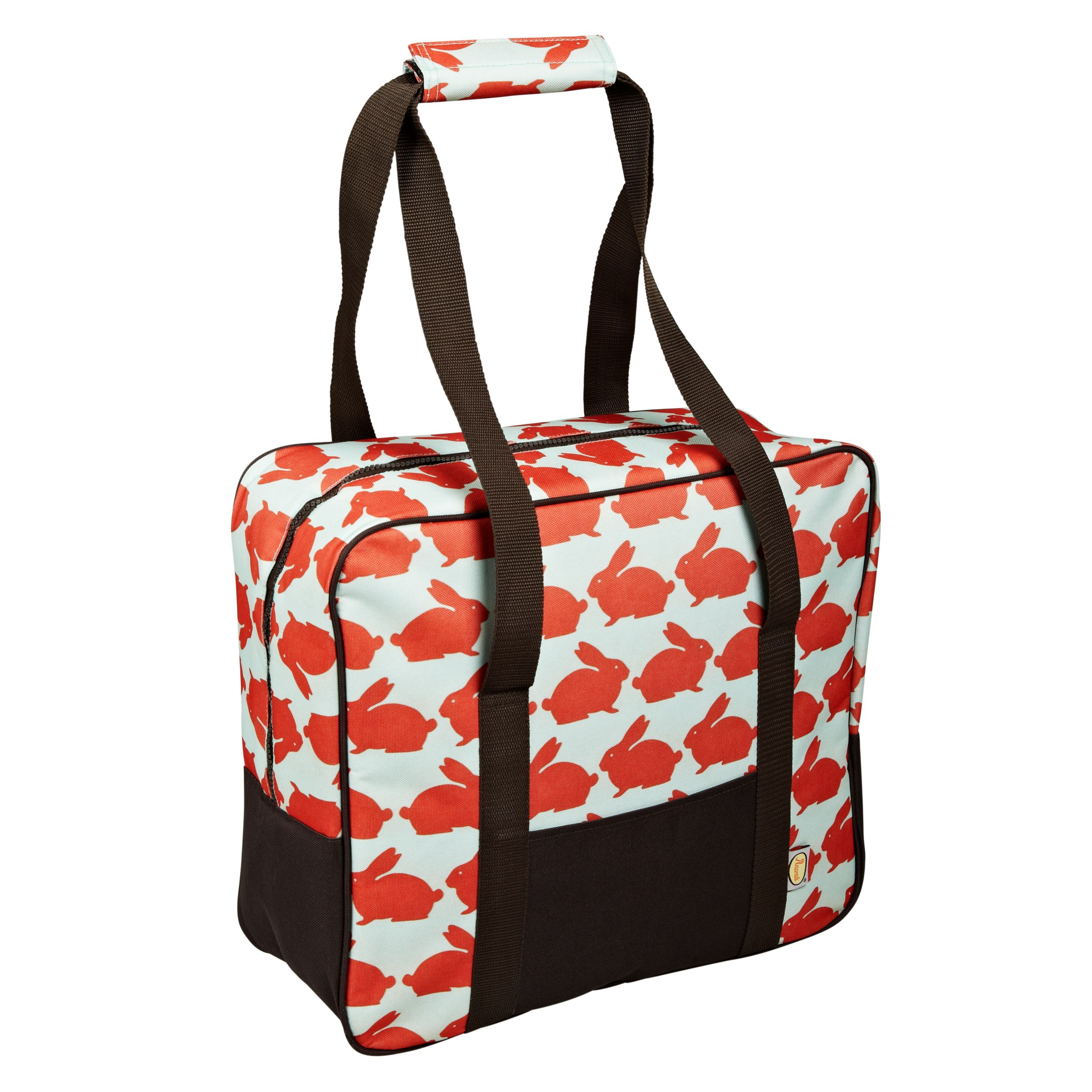 Anorak Kissing Rabbits Picnic Coolbag