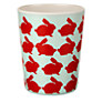 Buy Anorak Kissing Rabbits Beaker Online at johnlewis.com