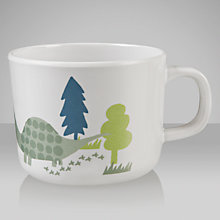 Buy little home at John Lewis Dinosaurs Mug Online at johnlewis.com