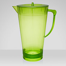 Buy John Lewis Playnation Acrylic Pitcher, Lime Online at johnlewis.com