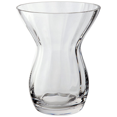 Buy Dartington Crystal Florabundance Posy Vase Online at johnlewis.com