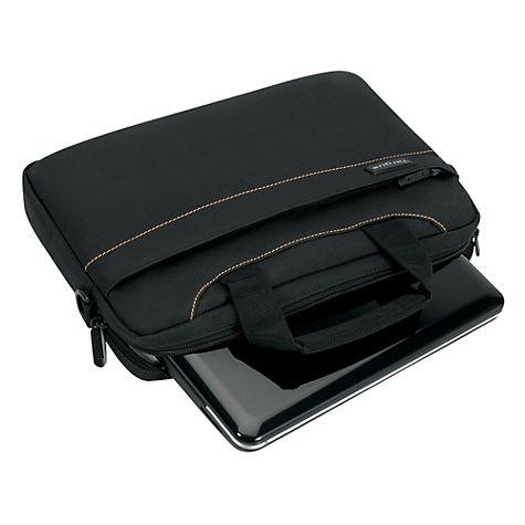 "Buy Targus 11.6"" Netbook Case, Black Online at johnlewis.com"